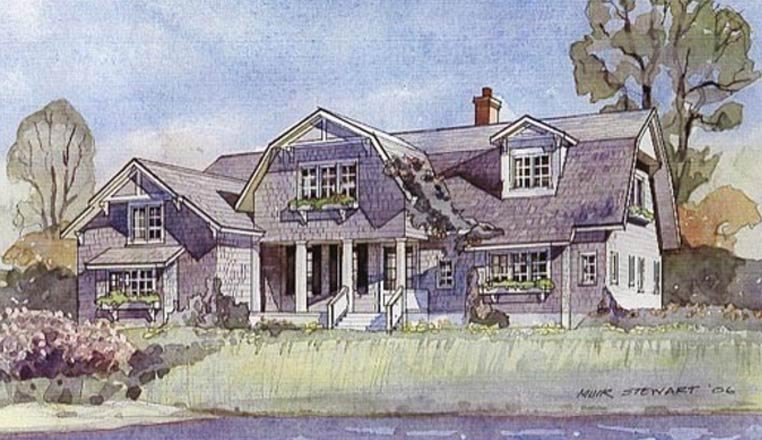 Bayview Classic Home Plan