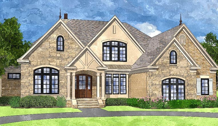 Valley Springs Home Plan